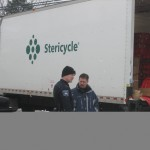 """The individual who supplied this photograph from 2008 reports that in this situation the Womancare abortion mill was disposing of babies in the trash, and that """"[w]hen the bodies in the trash were reported to the police, Stericycle got involved and had to go through the dumpster looking for more evidence."""""""